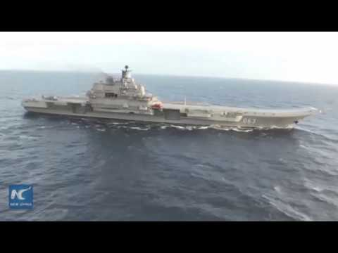 RAW: Russian navy launches major anti-terror offensive in Syria