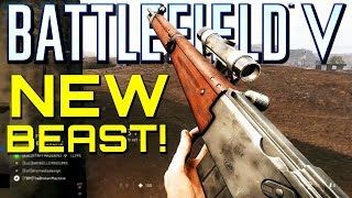 Battlefield 5: New MAS-44 is Amazing! (Battlefield V Multiplayer Gameplay)