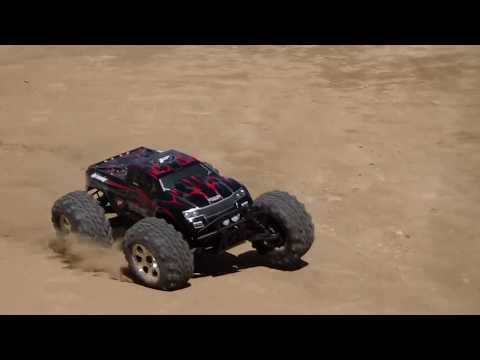 RC Cars - Slow Motion
