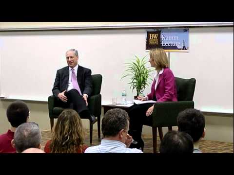 Baldwin Wallace: Division of Business Kamm Lecture - Peter E. Raskind