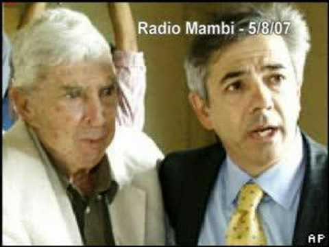 Release of Luis Posada Carriles on Radio Mambi