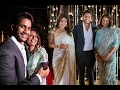 Naga Chaitanya's Mother at Samantha Engagement