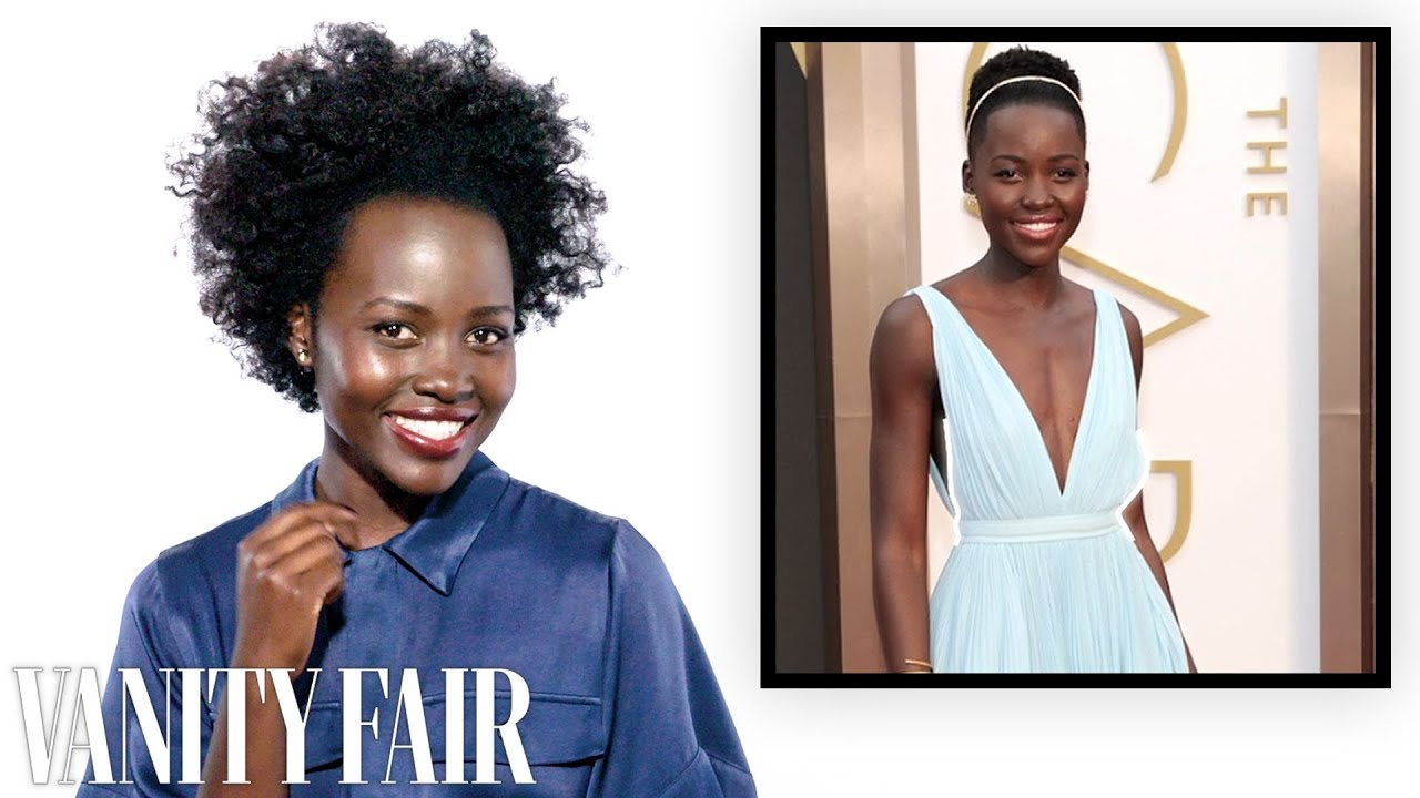 Lupita Nyong O Breaks Down Her Fashion Looks From The Red Carpet To The Met Gala Vanity Fair