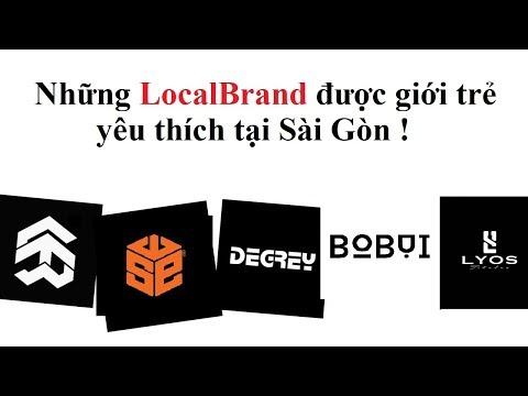 Top BrandViet phong cách StreetWear được giới trẻ yêu thích nhất tại SÀi Gòn 2019 - ( LocalBrand )