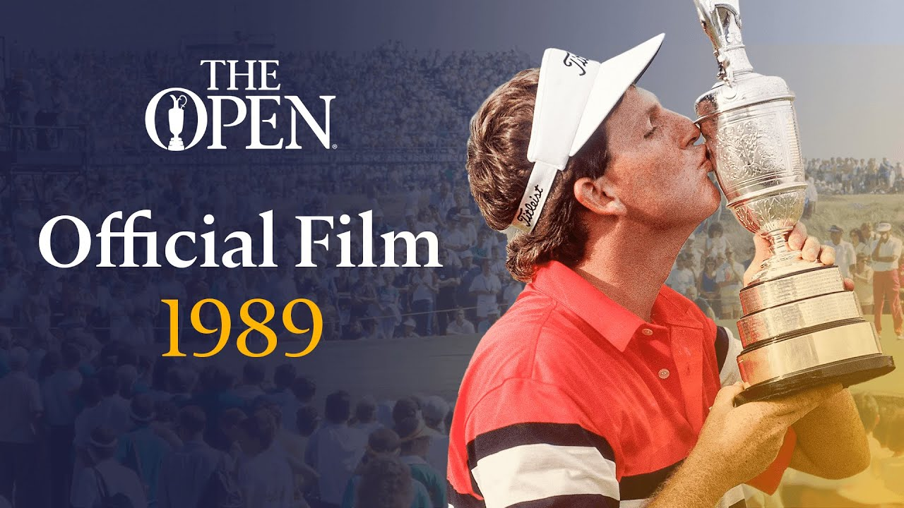 Mark Calcavecchia wins at Royal Troon | The Open Official Film 1989