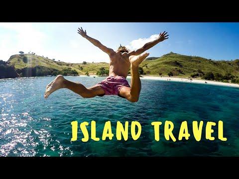 ISLAND TRAVEL INDONESIA - LIVE ABOARD LUXURY SAILBOAT