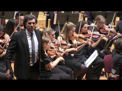 SIBERIA di Umberto Giordano  - Atto III - Produzione 2014