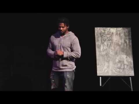 The art of the hustle: Baron Batch at TEDxGrandviewAve