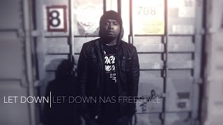 Eshon Burgundy- Let Down (Let Nas down freestyle)(Official Video)