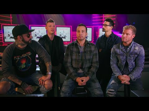 Backstreet Boys - #DNAuary: DNA World Tour Interview Mp3
