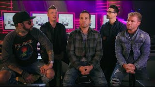 Backstreet Boys - #DNAuary: DNA World Tour Interview