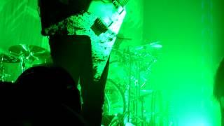 SLAYER '' Necrophobic '' Live@ Alexandra Palace,LONDON 2012 (HD)