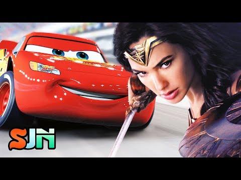 Cars 3 Passes Wonder Woman