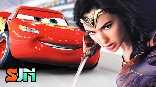 Cars 3 Passes Wonder Woman