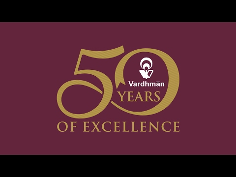 Vardhman - 50 Years - By Reverse Thought Creative Studio