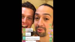 Lin-Manuel Periscope 3 A Linnister Keeps His Promises - Groff.mp3