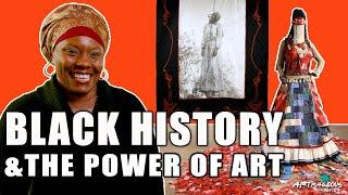 Healing Through Art: The History of Lynching to Slavery