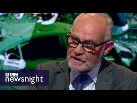 Kirsty Wark asks Crispin Blunt: 'Did you walk out of Saudi-Yemen arms committee?'  - BBC Newsnight