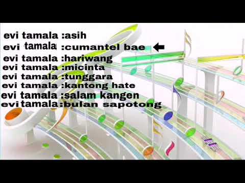 Lagu Sunda Evi Tamala