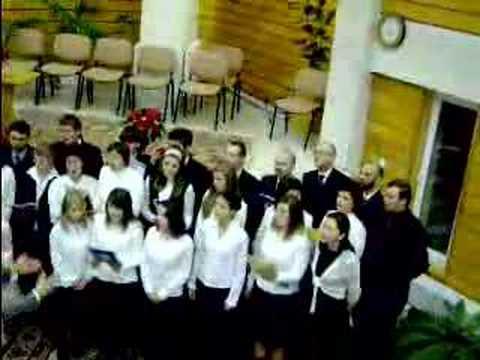 Corul AZS Suceava - S-a nascut Mesia
