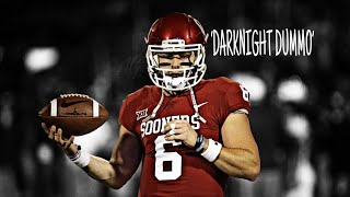 Baker Mayfield 2017-18 Heisman Highlights 'Darknight Dummo' Oklahoma Highlights ᴴᴰ