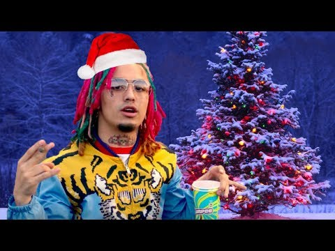 If LIL PUMP - Gucci Gang was a Christmas song
