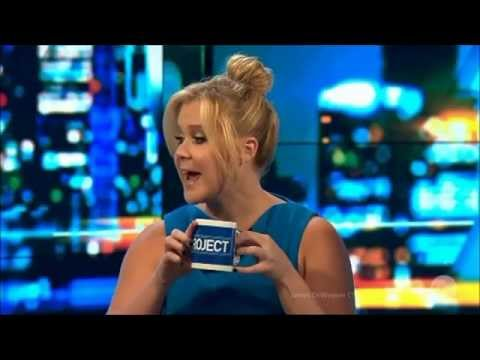 "Amy Schumer - LIVE ""Trainwreck"" 1st. Australian Tv Interview 21-7-2015"