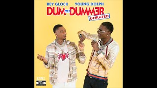"""Key Glock x Young Dolph """"DUM AND DUMMER"""" Prod. By Kel"""