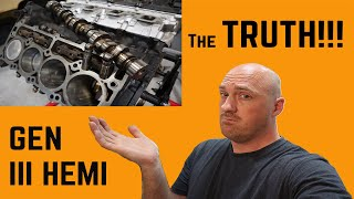 Hemi 5.7 Lifter FAILURE Does this engine have a fatal flaw? Find out how YOU can prevent it!!!