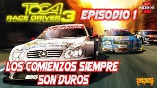 Toca Race Driver 3 - Ep.1 - Los comienzos siempre son duros - 2006 - Codemasters - PC - 60 FPS
