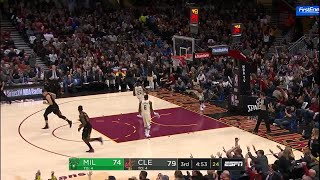 3rd Quarter, One Box Video: Cleveland Cavaliers vs. Milwaukee Bucks