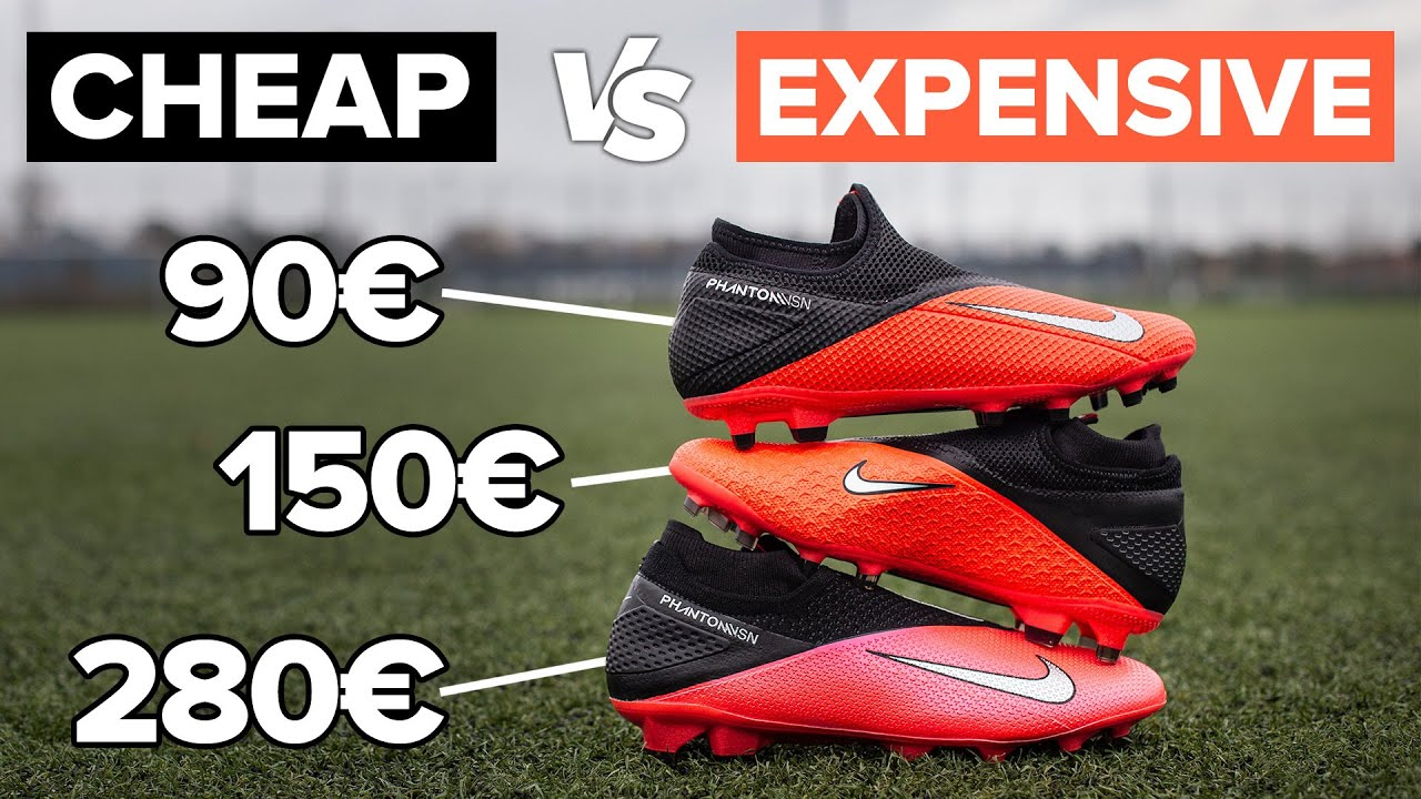 The CHEAP vs EXPENSIVE Nike Phantom