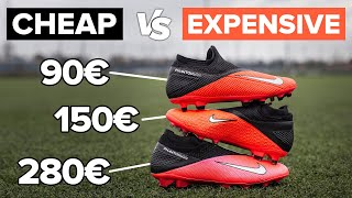 EXPLAINED: The CHEAP vs EXPENSIVE Nike Phantom Vision 2 football boots