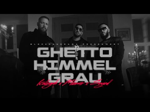 MILONAIR x KOLLEGAH x SEYED  - GHETTO HIMMEL GRAU (prod. von Panorama) [Official Video]