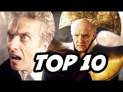 Doctor Who Series 9 Episode 12 Finale - TOP 10 WTF and Easter Eggs