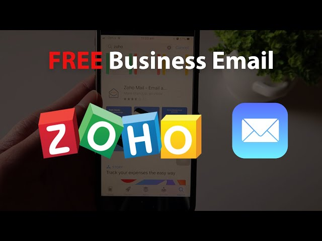 How to Create Free Business Email with Zoho | Google Cloud Tutorial