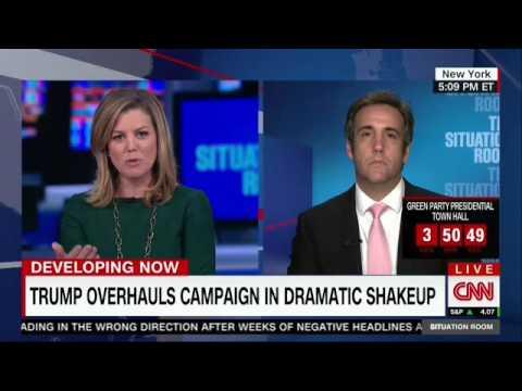 CNN's Brianna Keilar Declares Trump Is Trailing In All The Polls