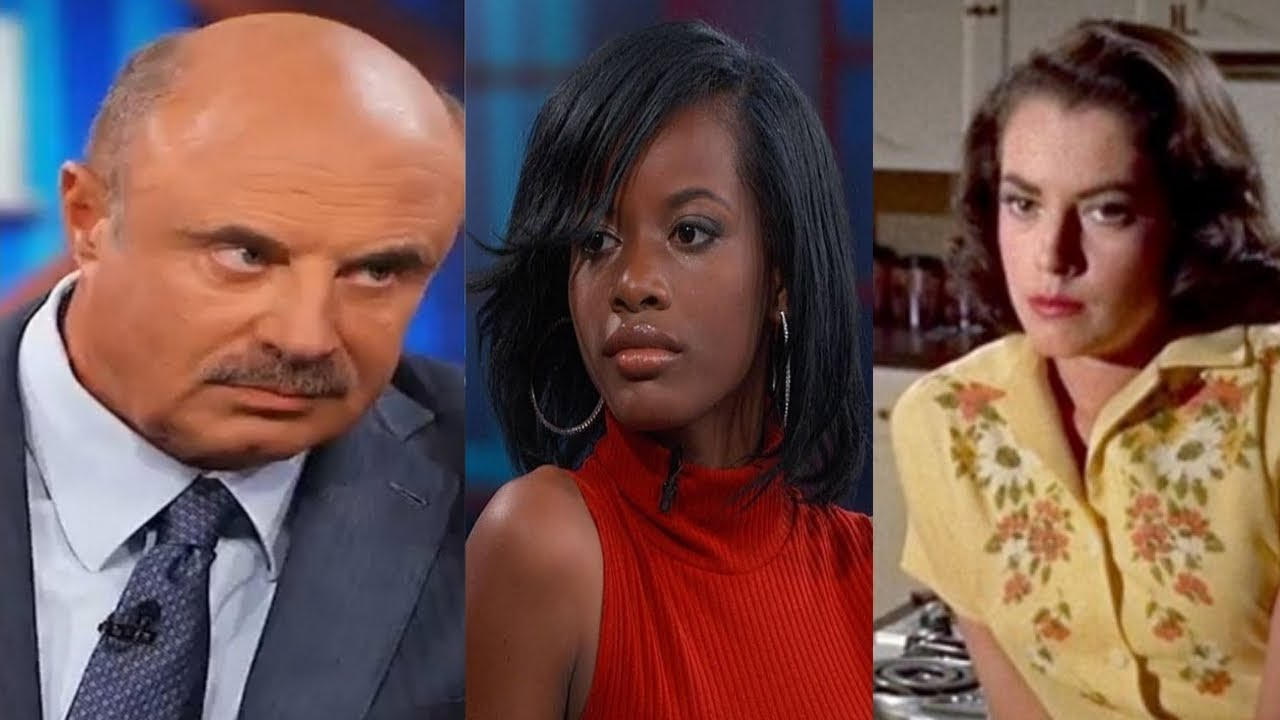 Was the Dr Phil & Treasure episode based on a movie???