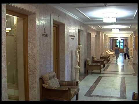 """Официальный фильм о санатории """"Красные камни"""" Кисловодск"""