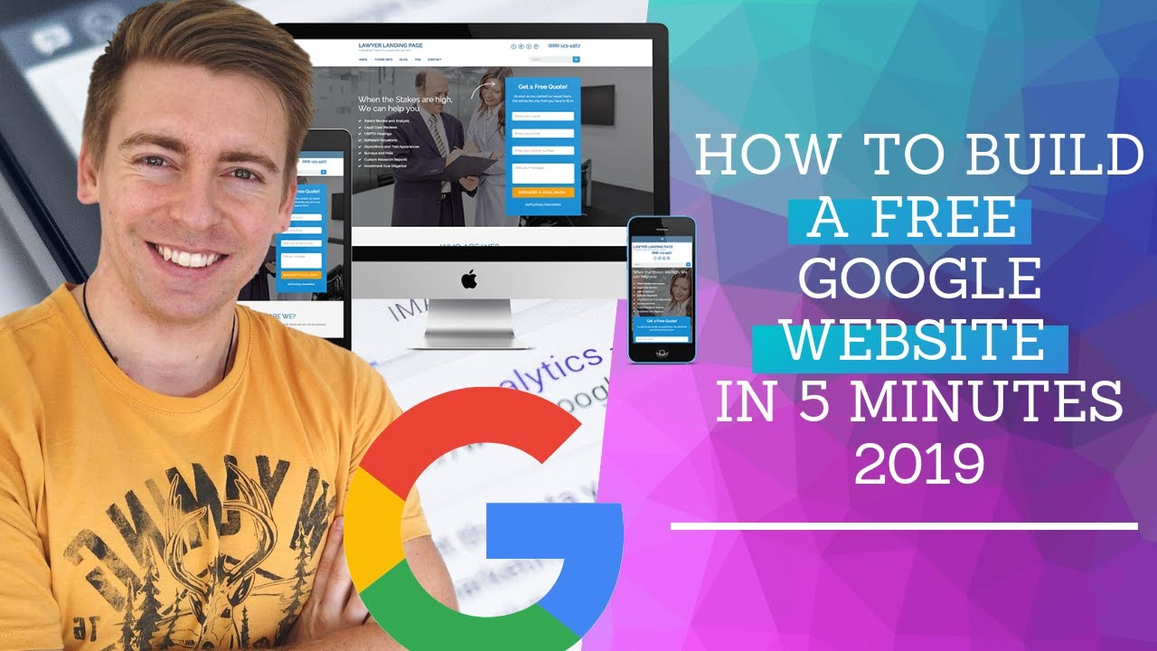 How To Make A FREE Website With Google In 12 Minutes (Quick & Easy) 12