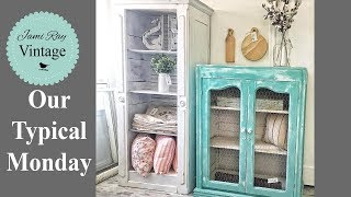 Our Typical Monday | Jami Ray Vintage