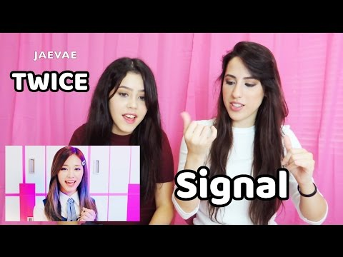 Thumbnail: TWICE - SIGNAL MV Reaction [ENG SUB]