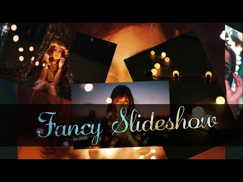 Wondershare Filmora - Fancy Slideshow
