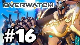 Overwatch - Osa 16 Reinhardt!
