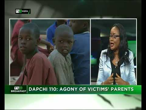TVC Breakfast 28th Feb. 2018 | #Dapchi 110:  Agony of Victims' Parents