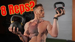 How to Maximize Muscle Growth | Best Rep Range for Building Muscle- Thomas DeLauer
