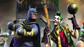 Gotham City Impostors: MVP Skills StoryLine FUN