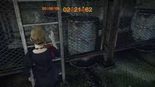 Resident Evil Revelations 2: Episode 4 Countdown Mode Solo (Barry)