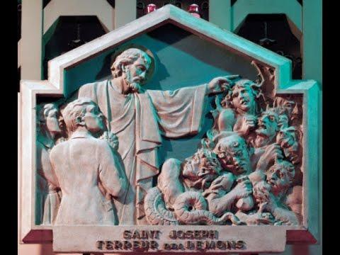St Joseph — Terror of Demons