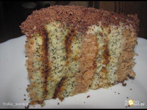 Крученый торт  Пошаговый рецепт с фото